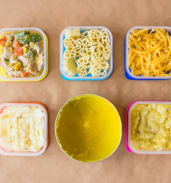 Packed with Love: Lunchbox Ideas