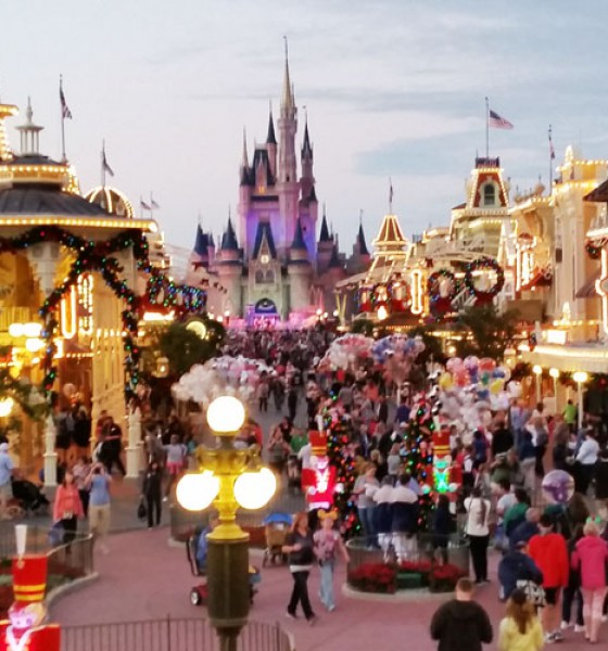 "Orlando; ""Where dreams come true"". The 'where-to' guide on food, hotels, shopping and Disney World Theme Parks, Part {1}"