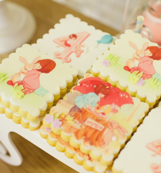 Tahani's {Belle & Boo} Birthday