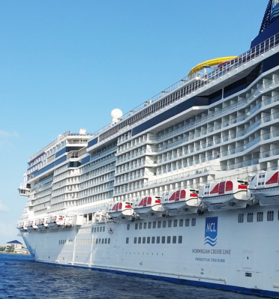 Norweigan Cruise Line; The Epic of the Seas
