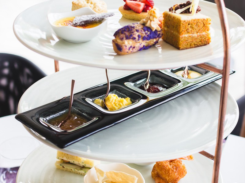 High Tea for every mood. My round-up of an indulgent 2015