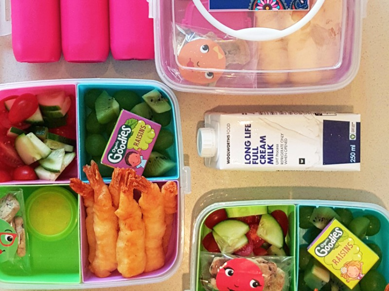 Daily Lunchbox Inspiration: With Recipes