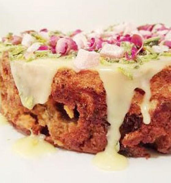 delicious. Persian Pavlova