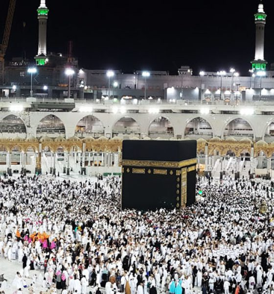 The South Africans guide to booking an Umrah; a detailed explanation on how to do-it-yourself.
